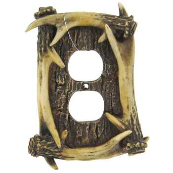 Antler Outlet Cover Hobby Lobby 637835